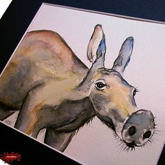 Meine Models sind ja manchmal schon... (wandklex Ingrid Heuser freischaffende Künstlerin) Tags: art animal animals watercolor studio artist kunst wildlife wip exotic watercolour watercolors watercolours comission atelier aquarell malerei erdferkel custompaint handgemalt etsyshop orycteropusafer orycteropus auftragskunst auftragsmalerei orycterope wandklex uploaded:by=flickstagram instagram:venuename=bahnhofratzeburg instagram:venue=51075171 instagram:photo=12002564408405550291487357881 etsyresolution2016 etsyresolutionde hahnem