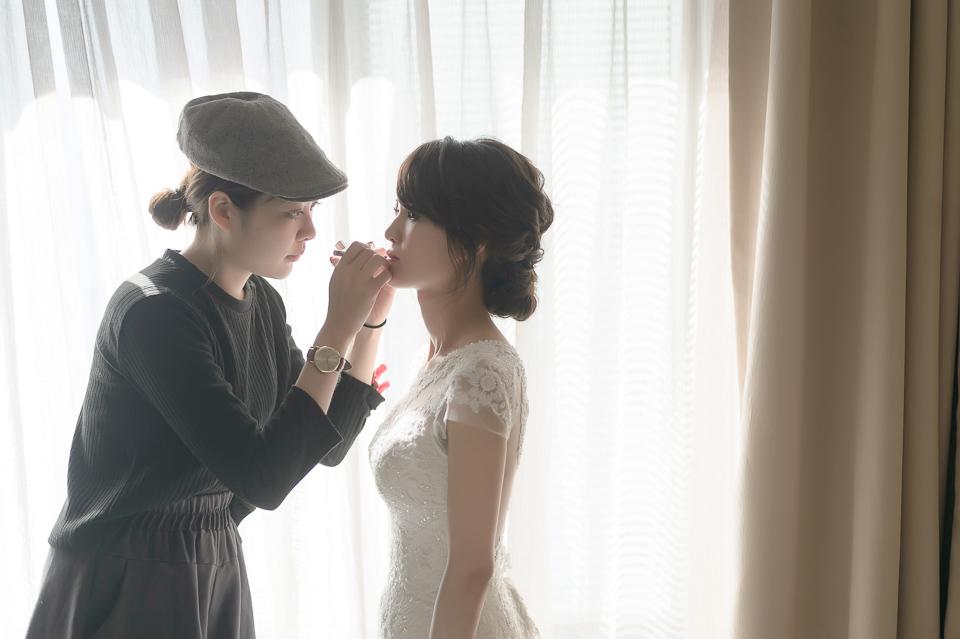 台南情定婚宴城堡永康館 婚禮攝影06