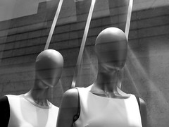 Mannequins (tom_t.photography) Tags: manchester mannequins creepy shopwindow