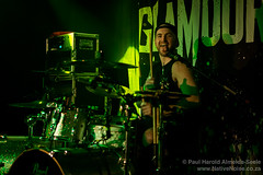 Glamour of the Kill live at the Barfly, Camden