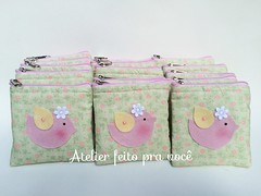 Porta moedas passarinho (Ana Ribeiro2010) Tags: lembrana passarinho nascimento maternidade chdebeb lembrancinha portamoedas portanquel