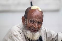 7D9_1027 (bandashing) Tags: street old portrait england man beard manchester shrine bald disabled sylhet bangladesh beg mentalhealth socialdocumentary beggars mazar dargah aoa shahjalal bandashing akhtarowaisahmed
