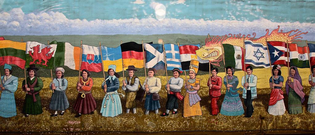 Diversity by 2bmolar, on Flickr