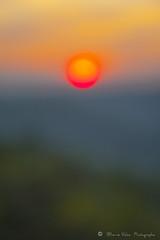 Soleil couchant_MG_0610 (hervv30140) Tags: sunset red sky sun france art nature yellow jaune landscape outside rouge soleil artwork coucher ciel paysage extrieur languedoc gard aveyron surralisme surraliste causses cvennes