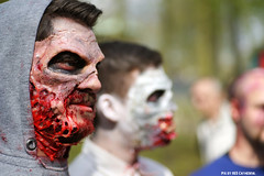 ZomBIFFF Day (Red Cathedral uses albums) Tags: brussels blood zombie sony bruxelles eerie gore undead grime alpha zombies brussel larp livingdead redcathedral bifff zombiewalk warandepark zombieparade a850 thewalkingdead parcroyal eventcoverage sonyalpha strongmanrun aztektv zombieolympics horroro zombifff