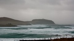 Beyond the Fence IMG_8590 (Ronnierob) Tags: storm stormyseas shetlandisles westvoeofsumburgh