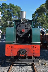 DS_Train_15_McLeansIsland_09April2016 (nzsteam) Tags: price train island traction engine railway scene steam engines locomotive boiler boilers mcleans sawmilling