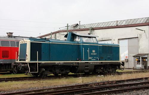 DB 212 329-7 Haltingen