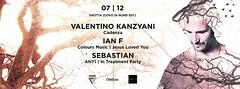 07.12.15 Valentino Kanzyani & Ian F. @ Covo di Nord Est (coolture-user) Tags: party december 7 cave covo grotta valentino treatment in 2015 kanzyani coolture