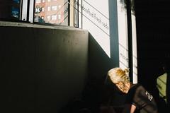 Having a drink at Rachel's Ginger Beer. Seattle, WA. April 2016. (poopoorama) Tags: seattle restaurant washington unitedstates streetphotography fujifilm pikeplacemarket xseries dannyngan rachelsgingerbeer x100t dannynganphotography