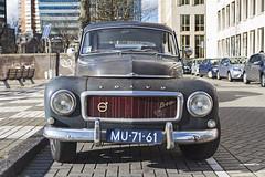 Volvo PV544C (R. Engelsman) Tags: auto classic car volvo automotive vehicle oldtimer b18 1963 pv544 pv544c kattenrug