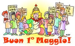 1 maggio 2016 (Moise-Creativo Galattico) Tags: vignette satira attualit moise giornalismo primomaggio editoriali moiseditoriali editorialiafumetti