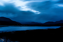 Mountains in the mist (Matthew@Photography) Tags: longexposure mist mountains clouds snowdonia porthmadog
