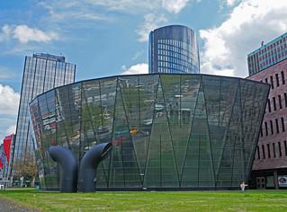 Dortmund; Bibliothek am Bahnhof