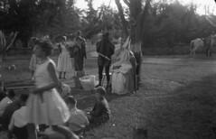 Sinterklaas 1959 in Ethiopia (Arne Kuilman) Tags: party feest sinterklaas lostandfound tradition ethiopia 1959 paard schimmel ethiopi