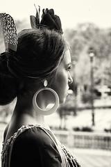Abril, 5 (Mathas Brea) Tags: mujer retrato virado