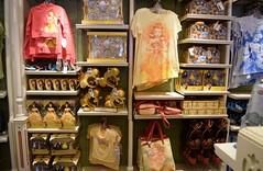 Disneyland Visit - 2016-04-24 - Main Street - Emporium - Princess Department - Beauty and the Beast Merchandise (drj1828) Tags: fashion us disneyland visit belle merchandise anaheim dlr beautyandthebeast 2016