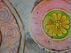DSC09480 (scott_waterman) Tags: detail ink watercolor painting paper lotus gouache lotusflower scottwaterman
