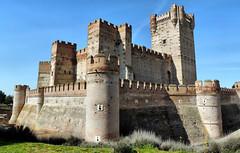 5019-Castillo de la Mota en Medina del Campo (Valladolid (jl.cernadas) Tags: castle arquitectura medieval valladolid fortaleza castelo castillo castilla defensa castillaleon