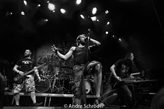 Tribal Spirits @ Dynamo Bandbattle 2016 (andre schrder) Tags: music netherlands concert nikon live stage gig eindhoven fullframe fx dynamo gigphotography ultrawidelens niksoftware d700 nikond700 adobephotoshopcs5 tokina1628 andreschrder concertswithnikond700 ragherrie dynamobandbattle2016 tribalspiritslive darksunrisinglive