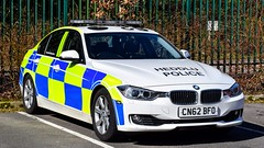 CN62BFO (firepicx) Tags: uk car wales south police bmw british roads heddlu unit rpu policing cn62bfo