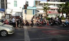 Police (Levana Una Laitman) Tags: thailand asia police thai pattaya chonburi