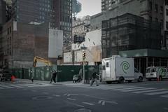 (onesevenone) Tags: city nyc newyorkcity urban ny newyork america truck unitedstates manhattan streetphotography gothamist twc eastcoast stefangeorgi onesevenone