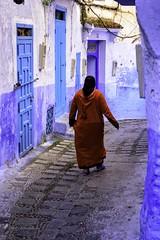Medina Chefchaouen Morocco-2fb (Jeremie Doucette) Tags: morocco medina chefchaouen bluecity