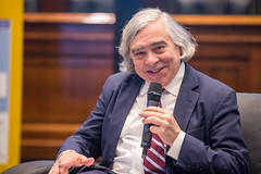Secretary of Energy Ernest Moniz (Argonne National Laboratory) Tags: day science national laboratory