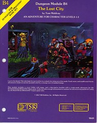 TSR9049-B4-The-Lost-City6 (Count_Strad) Tags: game art artwork dragons adventure cover add rpg dd module dungeons tsr