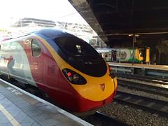 Virgin Trains 390153 (Boxley) Tags: train birmingham siemens railway railwaystation virgintrains electrictrain pendolino electricmultipleunit westcoastmainline class390 londonmidland siemensdesiro