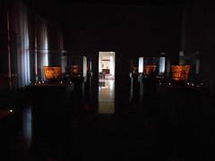 la sala dei vasi, Museo Archeologico Nazionale, Ferrara (Pivari.com) Tags: ferrara museoarcheologiconazionale lasaladeivasi