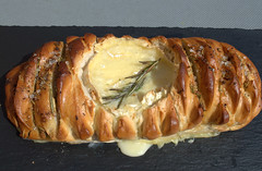 Classic Camembert in Bread (Tony Worrall Foto) Tags: uk england food english make cheese menu bread yummy nice yum dish photos cook tasty plate eaten things images x made eat foodporn meal ingredients taste dishes cooked tasted tear share grub creamy iatethis foodie flavour plated foodpictures picturesoffood photograff foodophile 2016tonyworrall classiccamembertinbread