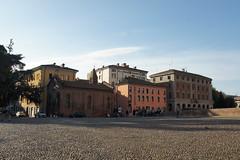 Ferrara, Italy, April 2016