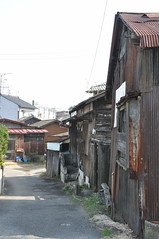 nagoya14982 (tanayan) Tags: road street urban japan town alley nikon cityscape nagoya   aichi j1  d90  yobitsugi