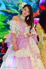 China Joy 2015 (MyRonJeremy) Tags: sexy beautiful pretty expo cutie exhibition showgirl babes convention chinajoy gamingexhibition chinajoy2015 shanghaichinajoy2015