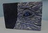 eye of wolf (playsculptlive) Tags: wolf polymerclay pcagoe playsculptlive