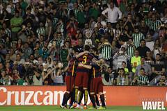 Betis - Barcelona 080 (VAVEL Espaa (www.vavel.com)) Tags: fotos bara rbb fcb betis 2016 fotogaleria vavel futbolclubbarcelona primeradivision realbetisbalompie ligabbva betisvavel barcelonavavel fotosvavel juanignaciolechuga