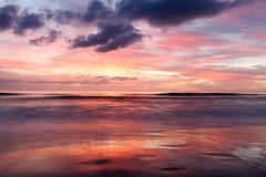 Sunset gulf of Mexico (celeleon) Tags: ocean sunset mexico gulf florida sarasota fl