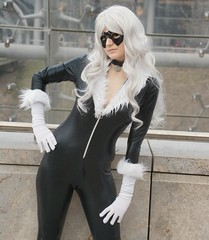 2015-03-13 S9 JB 86767#co (cosplay shooter) Tags: anime blackcat comics comic cosplay michelle spiderman manga leipzig cosplayer rollenspiel roleplay lbm feliciahardy leipzigerbuchmesse 2500z 2015016 id219298 nordblut 2015142 x201605