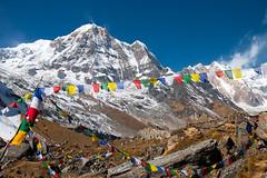 Nepal (Pooja Pant) Tags: nepal mountains beautiful trek abc annapurna annapurnabasecamp macchapuchre