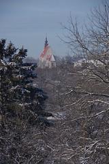 IMGP1919 (camel139bf) Tags: schnee winter kirche sonnig burgenland sdburgenland hannersdorf