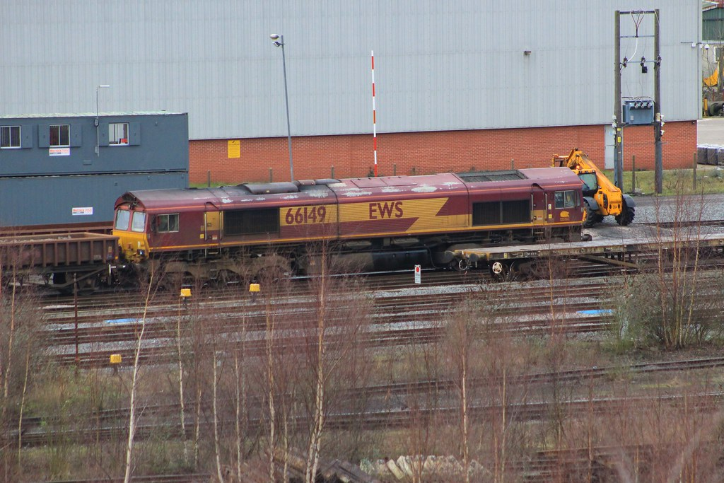 The World S Best Photos Of Dbschenker And Sidings Flickr