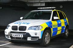Number 4 - LF59 XBZ (S11 AUN) Tags: car support traffic fsu police northumbria bmw vehicle motor roads emergency response unit firearms armed 999 x5 rpu number4 policing arv patrols anpr firearmstraining lf59xbz