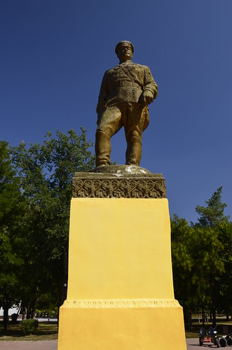 Monument to Kotovsky
