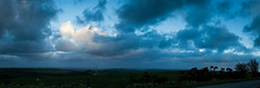 Cornish Stormy Cloudscape (Elliot Tratt) Tags: trees winter panorama cloud storm tree nature clouds canon landscape eos landscapes cornwall photographer view natural wind cloudy pano windy teen teenager 5d moors moor amateur cloudscape teenage kernow 2016 5dm2