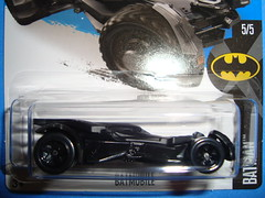 Batmobile Batman V Superman Dawn of Justice (Hot Wheels 2016 230 DHP34-D7B3) (MRCLAGO) Tags: city hot dawn justice batcave bruce wayne wheels nj superman v batman vs gotham batmobile versus 2016 dhp34