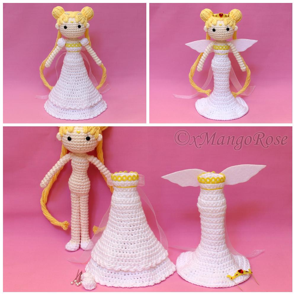 Amigurumi Anime Doll Pattern : The Worlds Best Photos of amigurumi and anime - Flickr ...