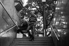 Portrait, Tbilissi Georgia (mafate69) Tags: street portrait urban bw georgia europe noiretblanc candid photojournalism documentary nb caucasus rue tbilisi reportage urbain streetshot gorgie sovietstyle documentaire photojournalisme tbilissi caucase photoreportage rustaveli blackandwhyte mafate69