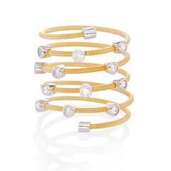 Spiral ring with diamonds (James Jordan) Tags: studio gold jewelry ring diamond product strobist
